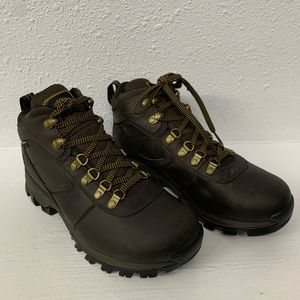 "Timberland Mens Jigsaw PRO 6"" Steel Toe Work Boots"